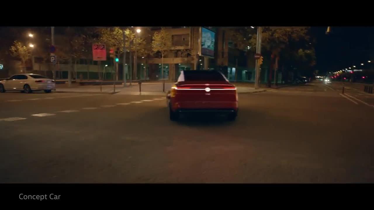 VW I.D. Vizzion có thể sẽ là hình ảnh Passat trong 2 năm nữa