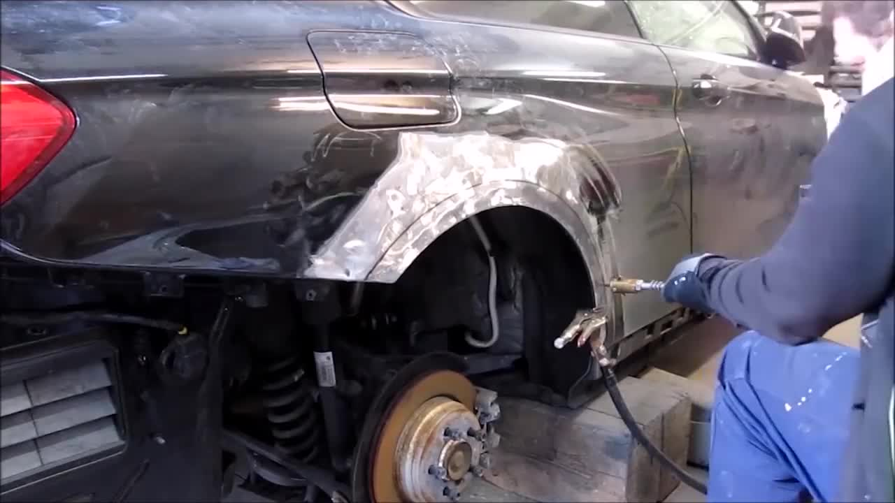 Subaru Forester 'mất đầu' hồi sinh trong 8 ngày
