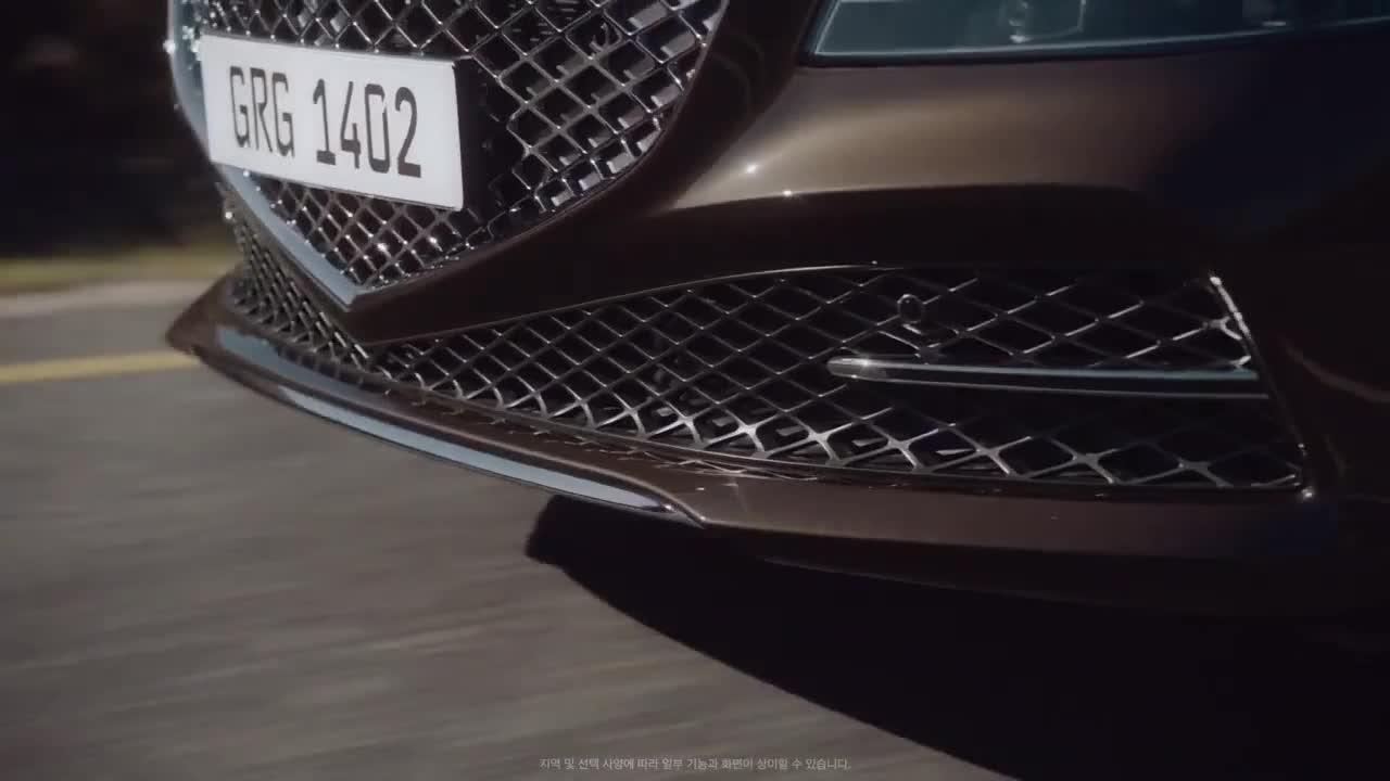 Chi tiết Genesis G80 Sedan 2020