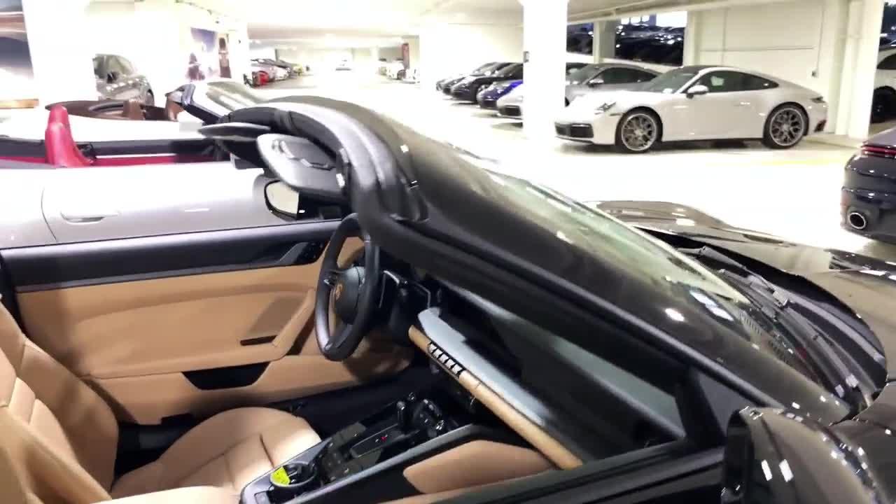 Các tùy chọn màu nội thất Porsche 911 2020