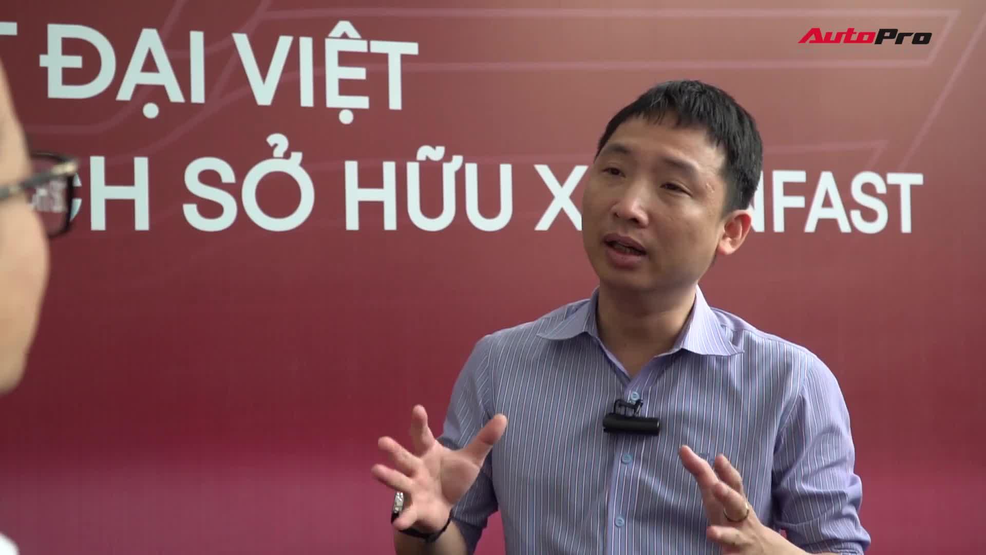 Chủ tịch Rolls-Royce VN Đoàn Hiếu Minh: VinFast bị soi xét mới là điều đáng mừng