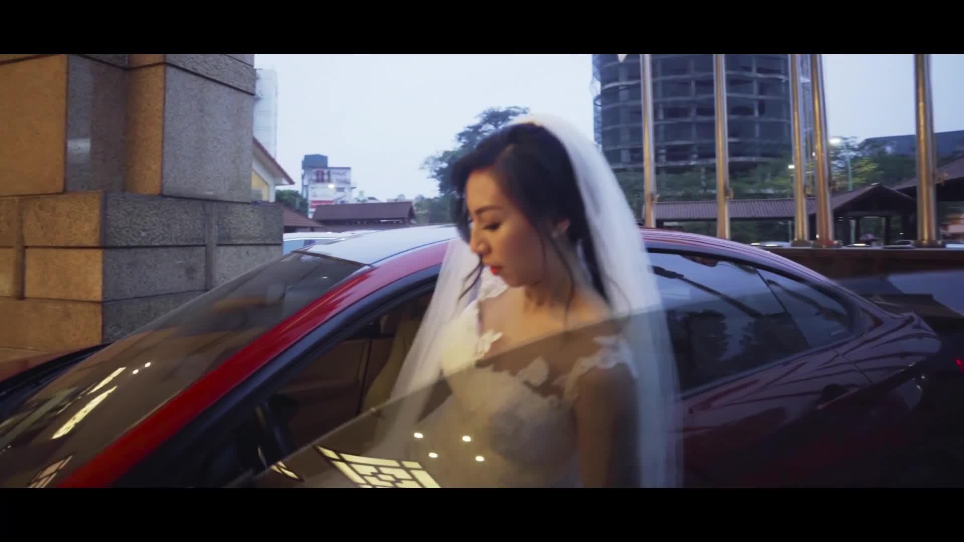Đám cưới toàn BMW của Bimmer 9X Hà Thành