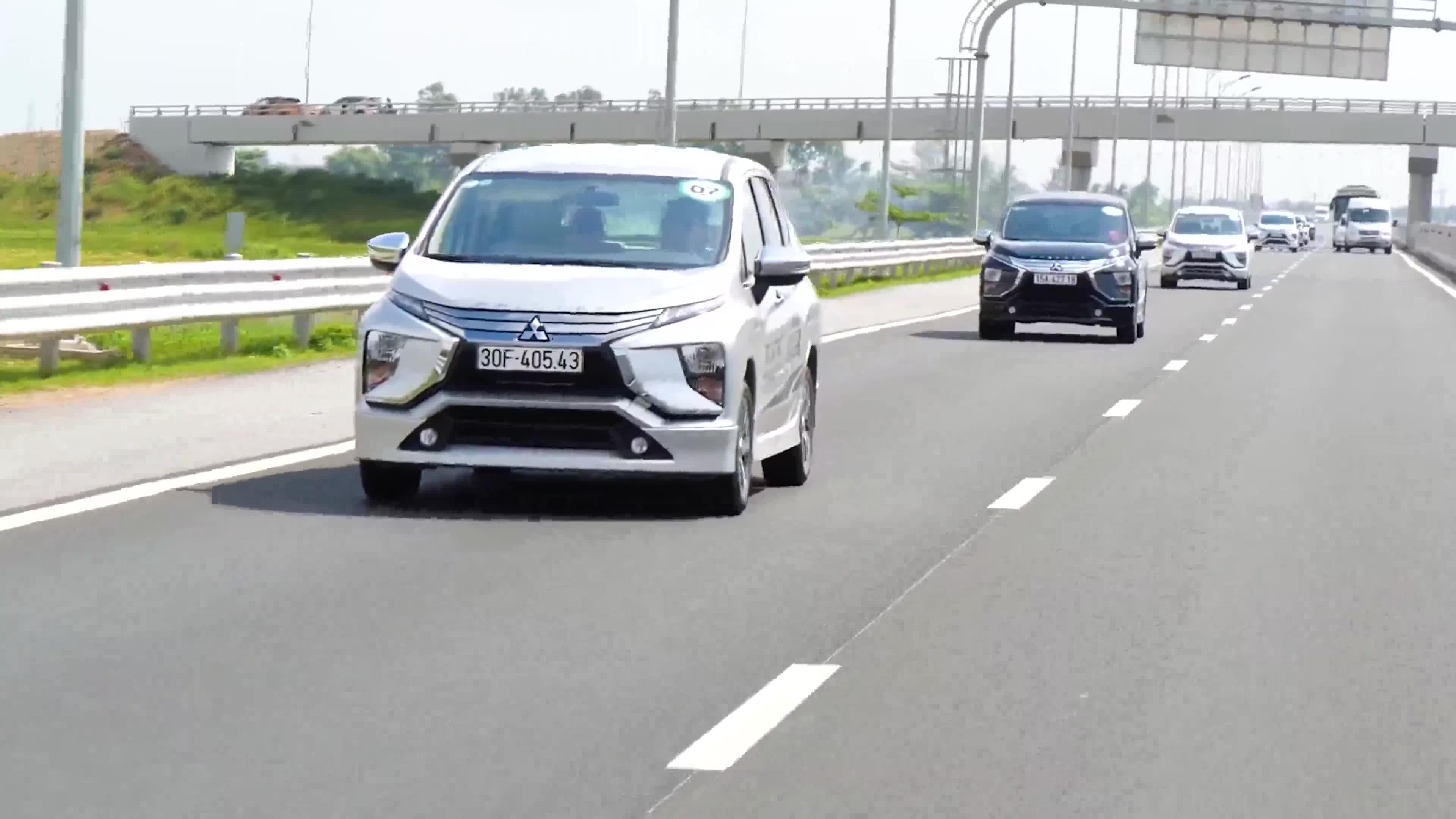 Hé lộ nhiều điểm mới trên Mitsubishi Xpander 2020