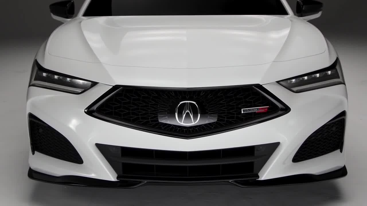 Acura TLX Type-S 2021