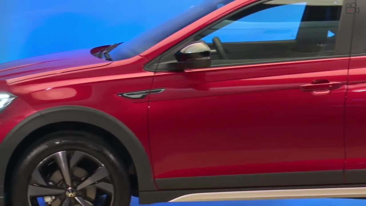 Chi tiết nội, ngoại thất Volkswagen Nivus 2021