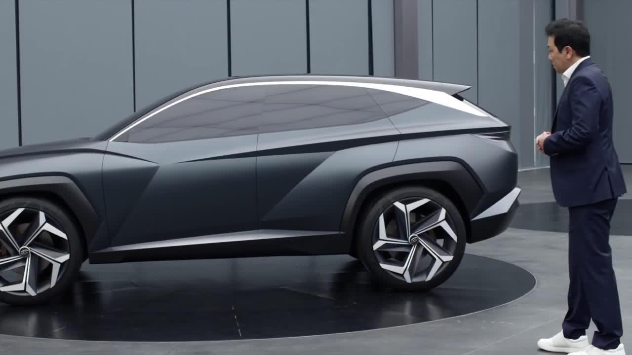 Phân tích thiết kế Hyundai Vision T Concept