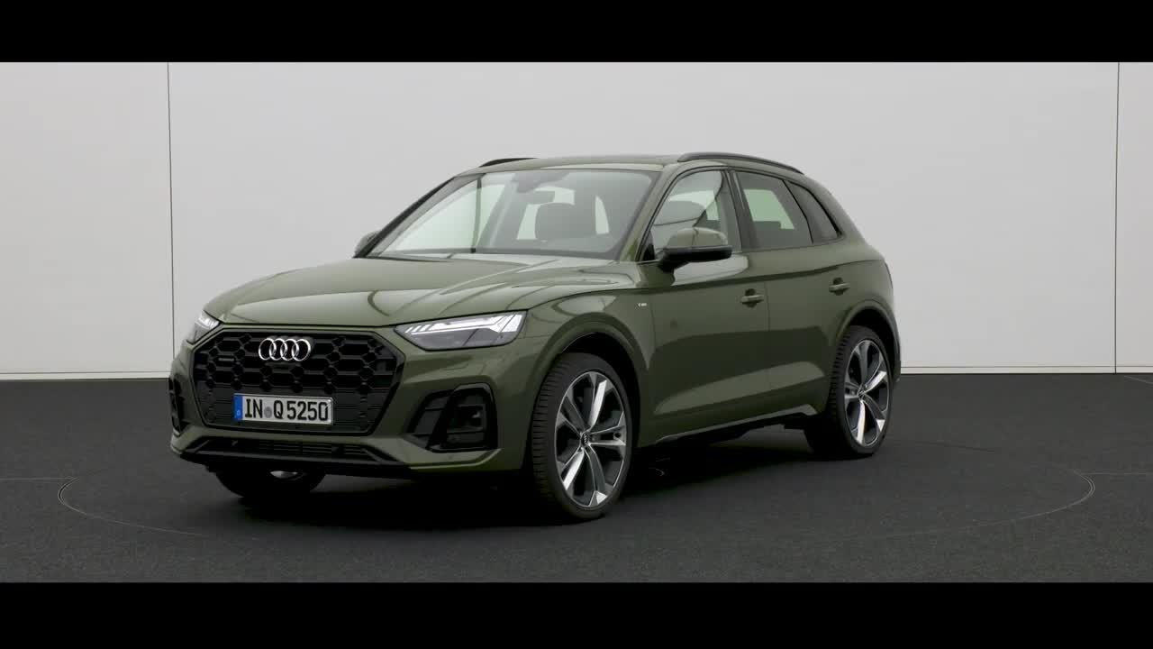 Tổng quan Audi Q5 2021