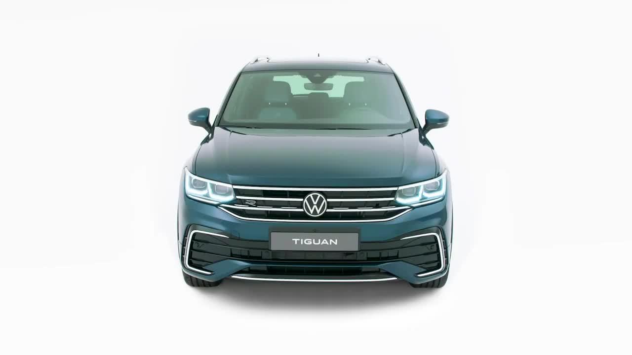 Toàn cảnh Volkswagen Tiguan 2021