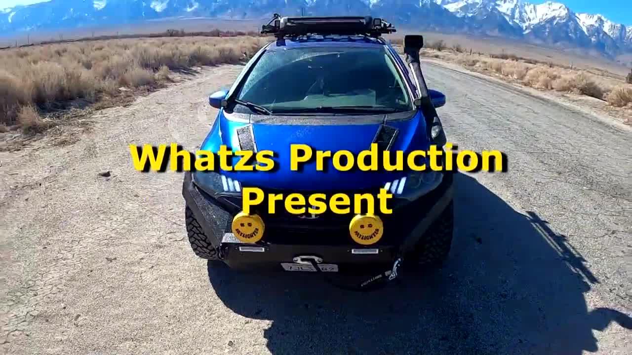 Honda Jazz độ siêu off-road