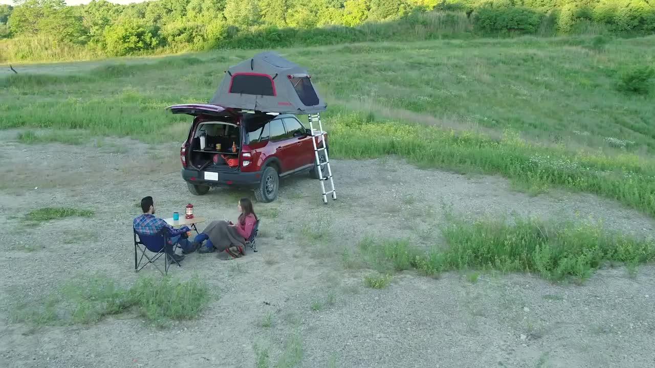 Ford Bronco Sport vận hành thực tế