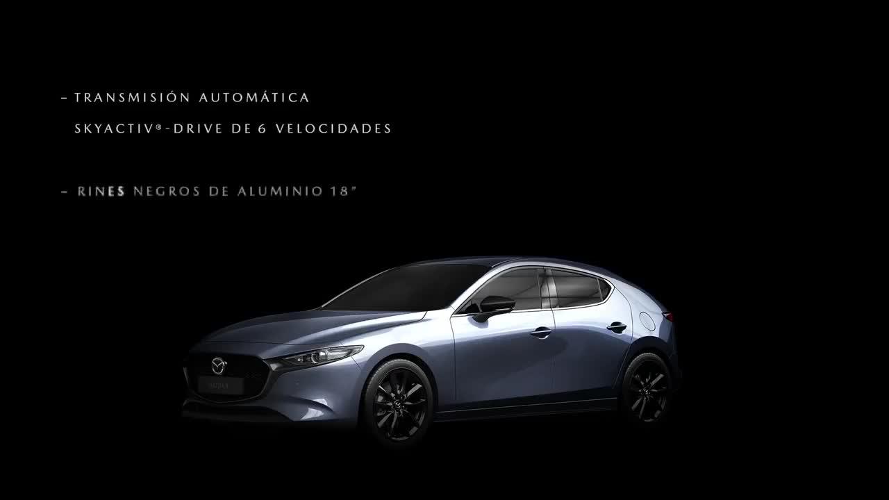 Mazda3 tăng áp lộ diện ngay trước ngày ra mắt toàn cầu