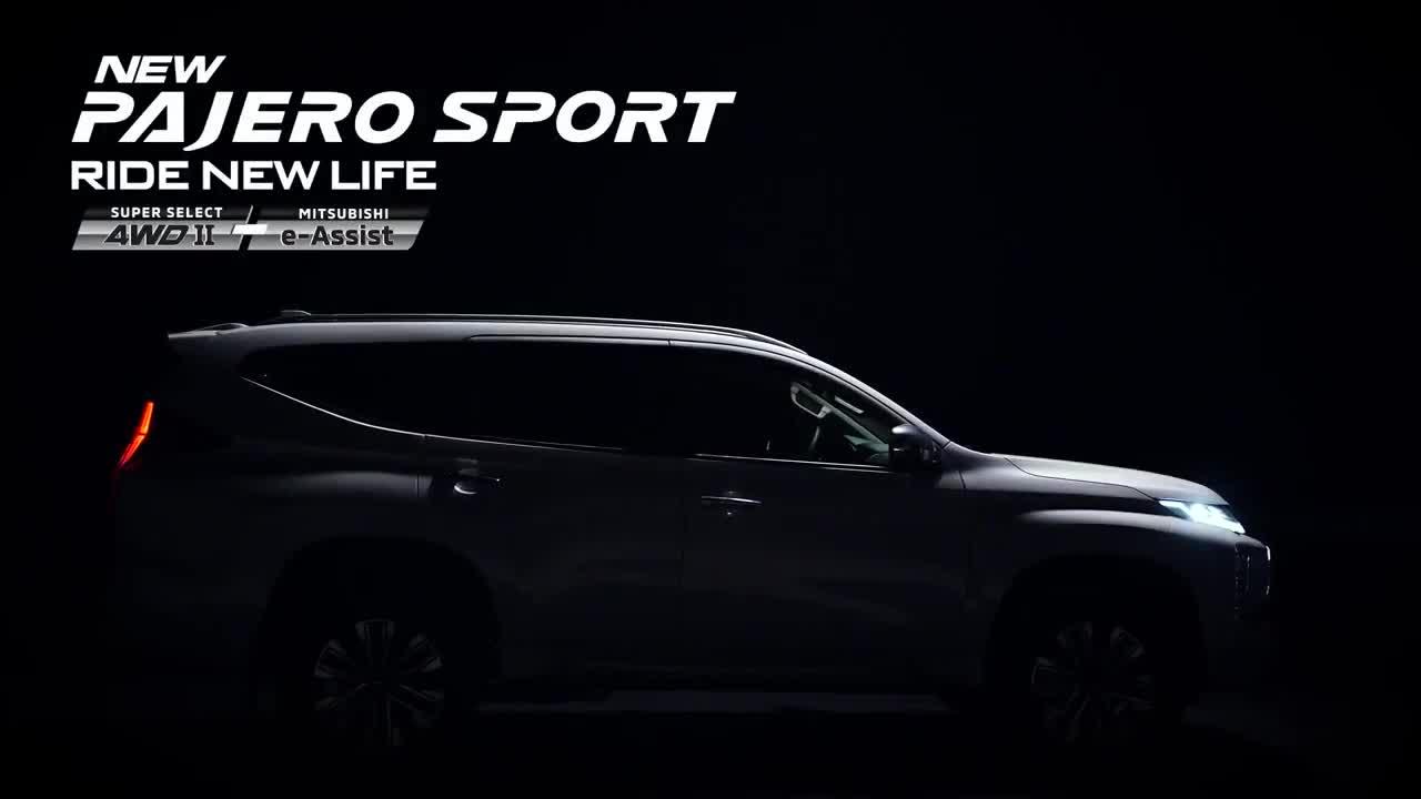 Giới thiệu Mitsubishi Pajero Sport 2020 sắp ra mắt tại Việt Nam