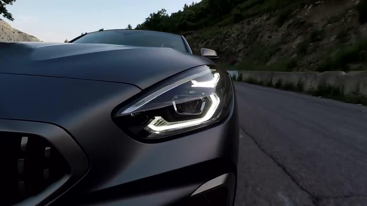 Chi tiết BMW Z4 M40i 2020