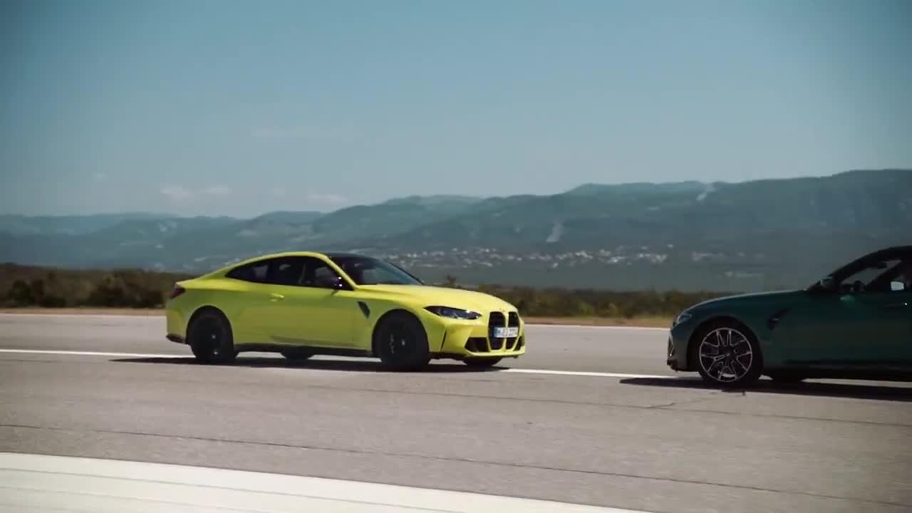 Mọi điều cần biết về BMW M3/M4 2021