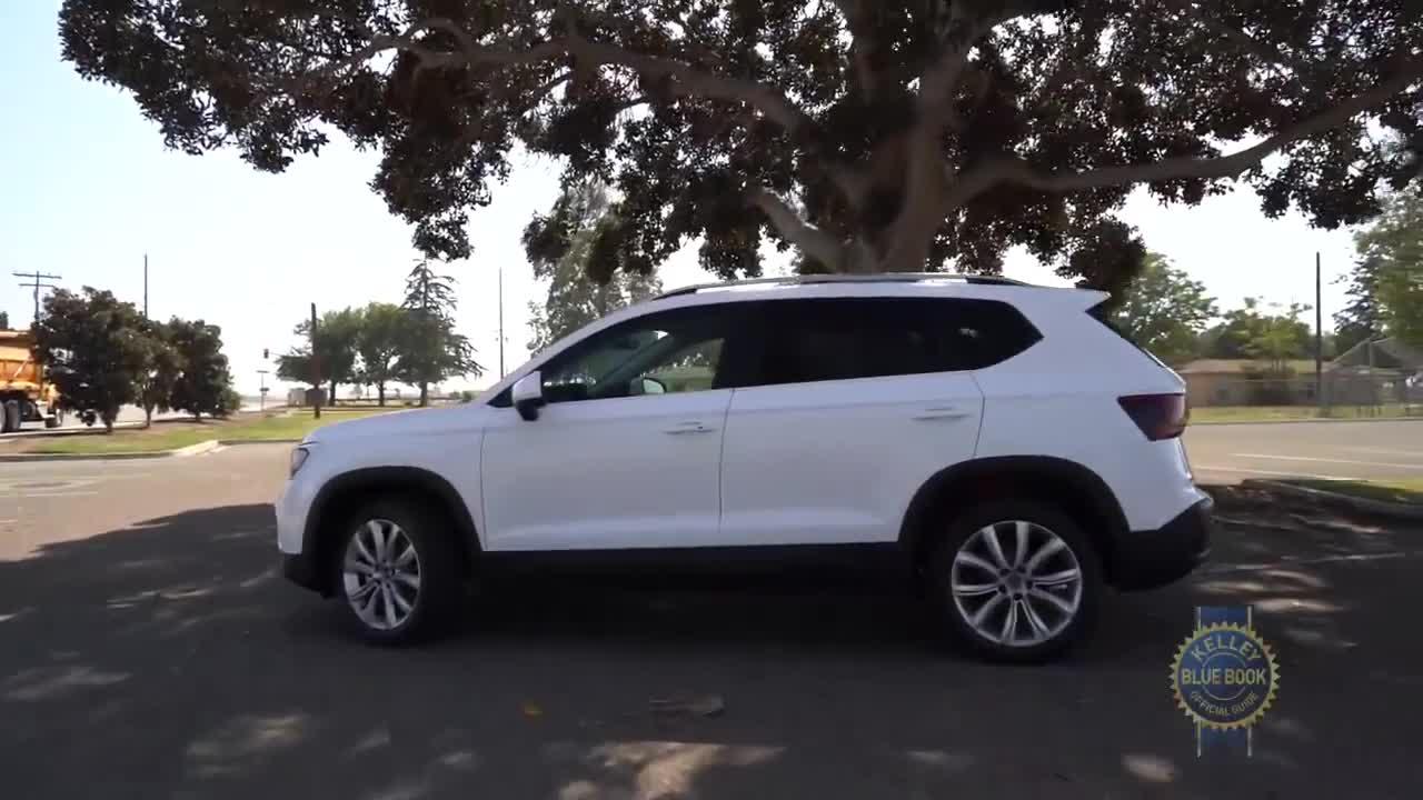 Volkswagen Taos lộ diện lần đầu