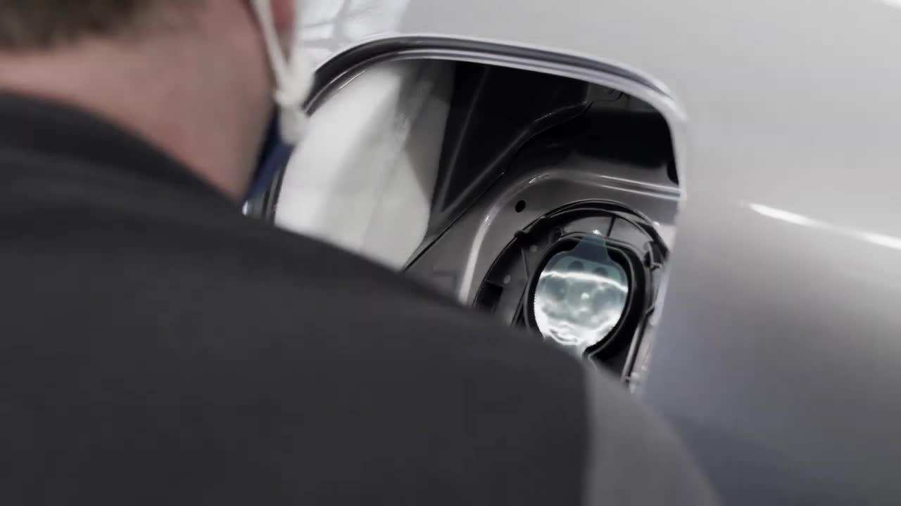 Quy trình chế tạo Mercedes-Benz EQA SUV