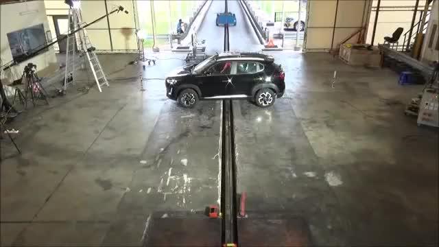 ASEAN NCAP thử nghiệm Nissan Magnite
