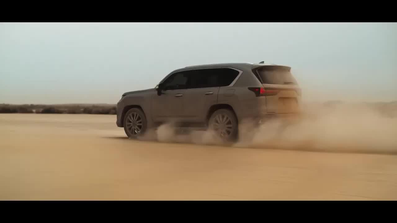 Lexus LX 600 chính thức chào sân