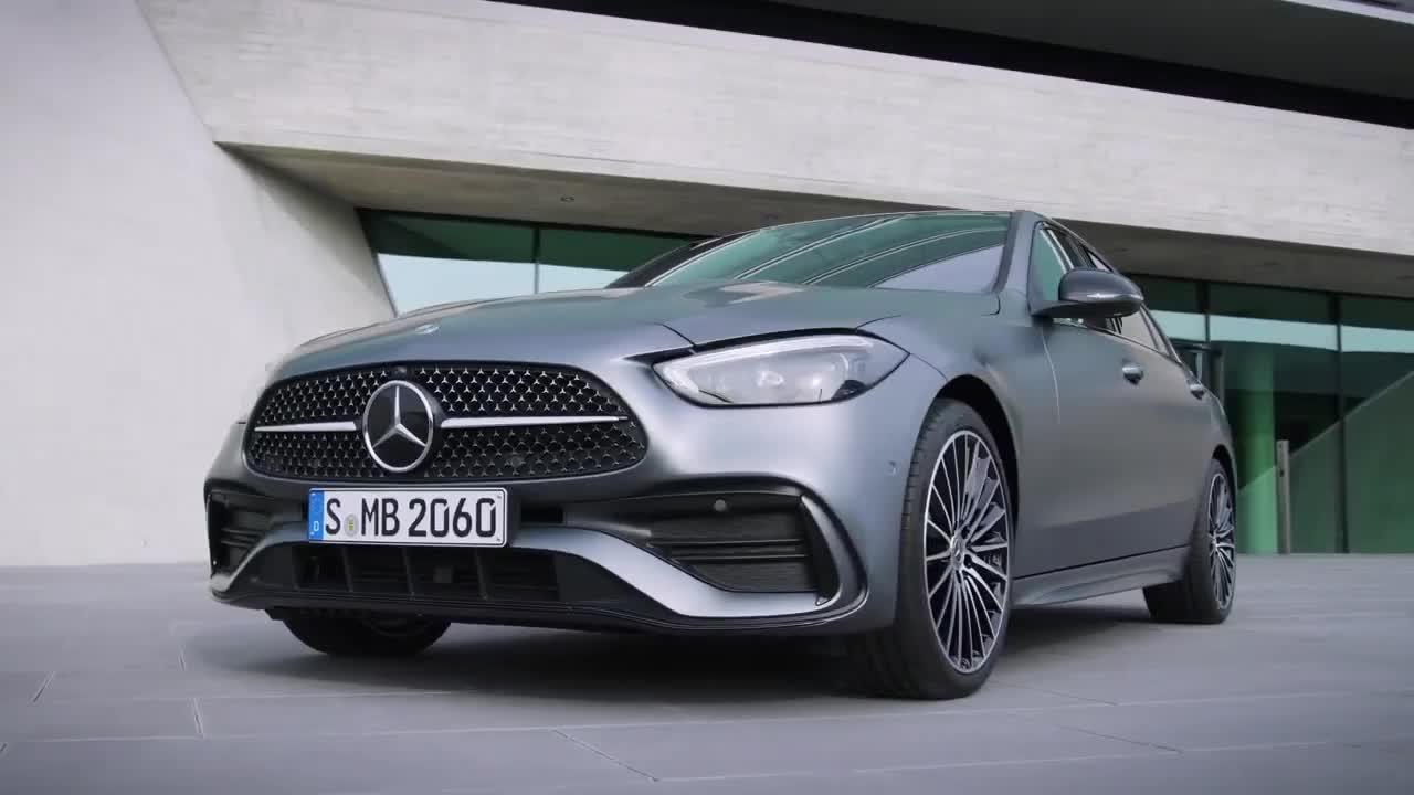 Tổng quan Mercedes-Benz C-Class Sedan