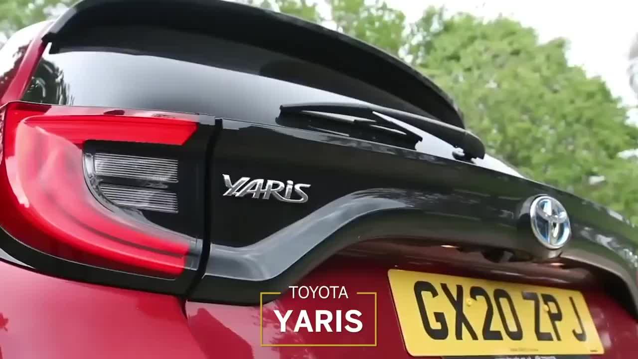 Xe thế giới của năm chốt vòng chung kết: Toyota Yaris đấu hàng loạt xe sang