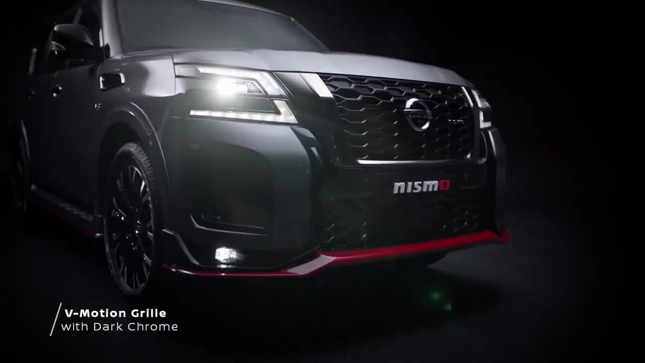 Nissan Patrol Nismo 2021 ra mắt