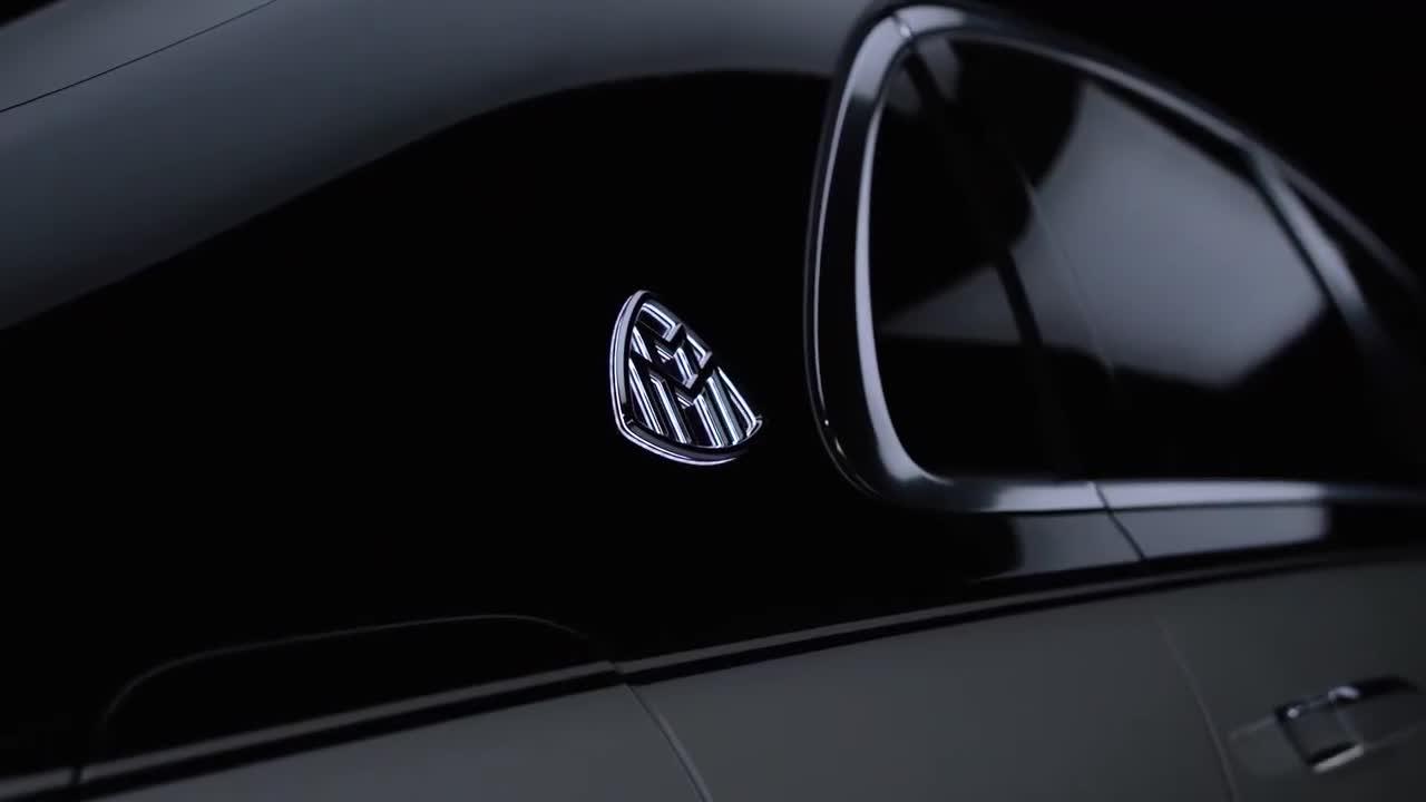 Mercedes-Maybach bất ngờ nhá hàng xe V12 bí ẩn