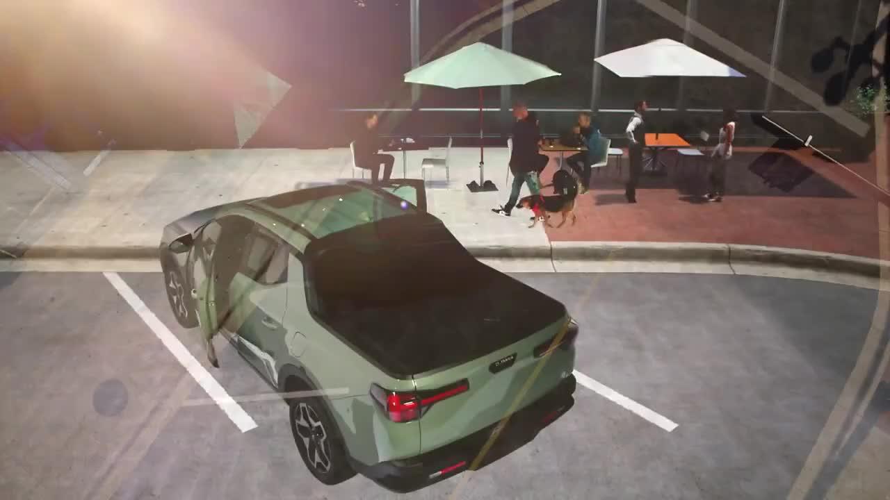 Hyundai Santa Cruz chính thức ra mắt