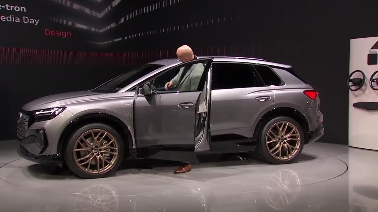 Chi tiết Audi Q4 E-Tron And Q4 E-Tron Sportback