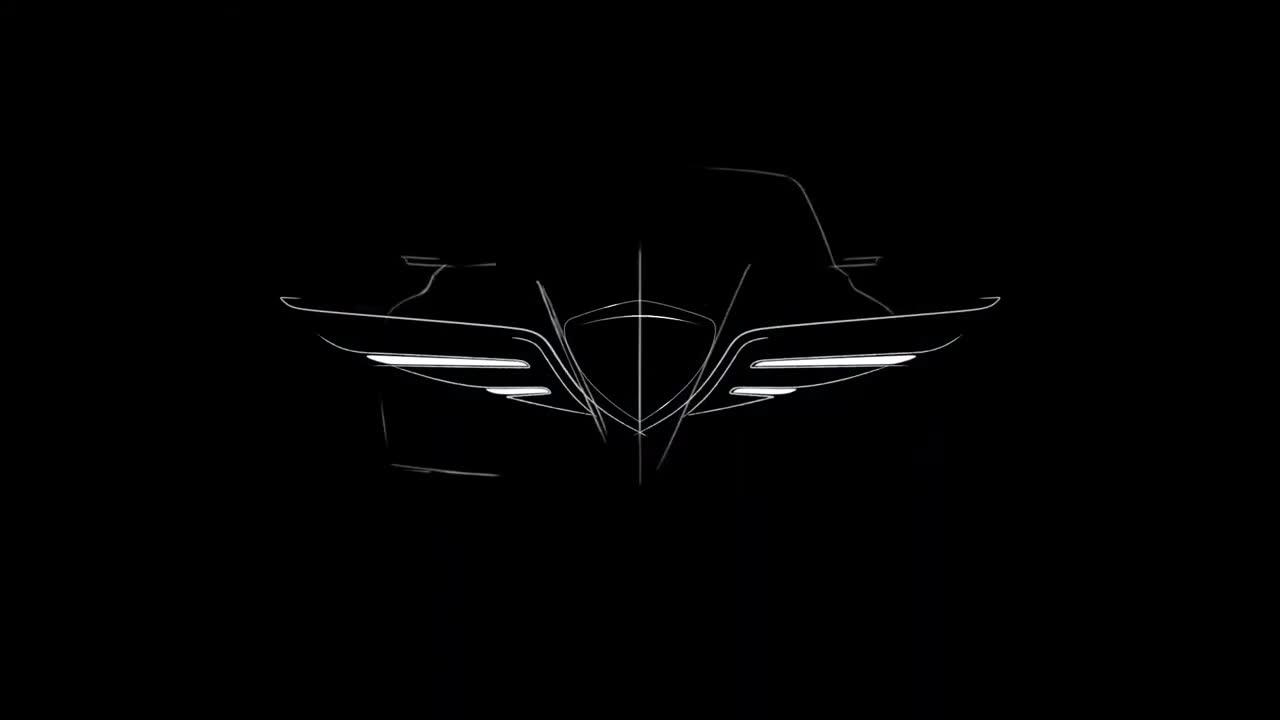 Genesis sẽ có xe mới tham dự triển lãm Thượng Hải 2021