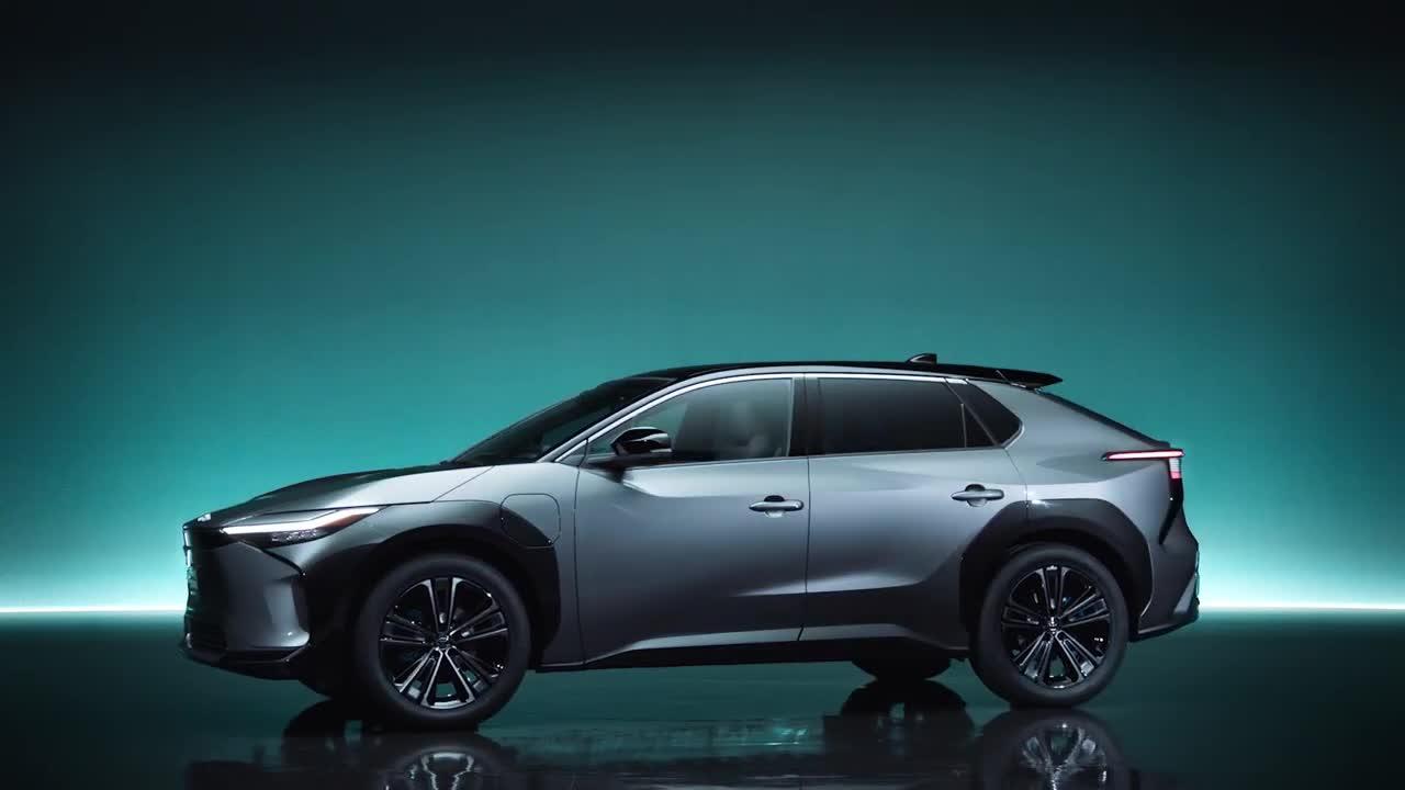 Tổng quan nhanh Toyota bZ4X Concept