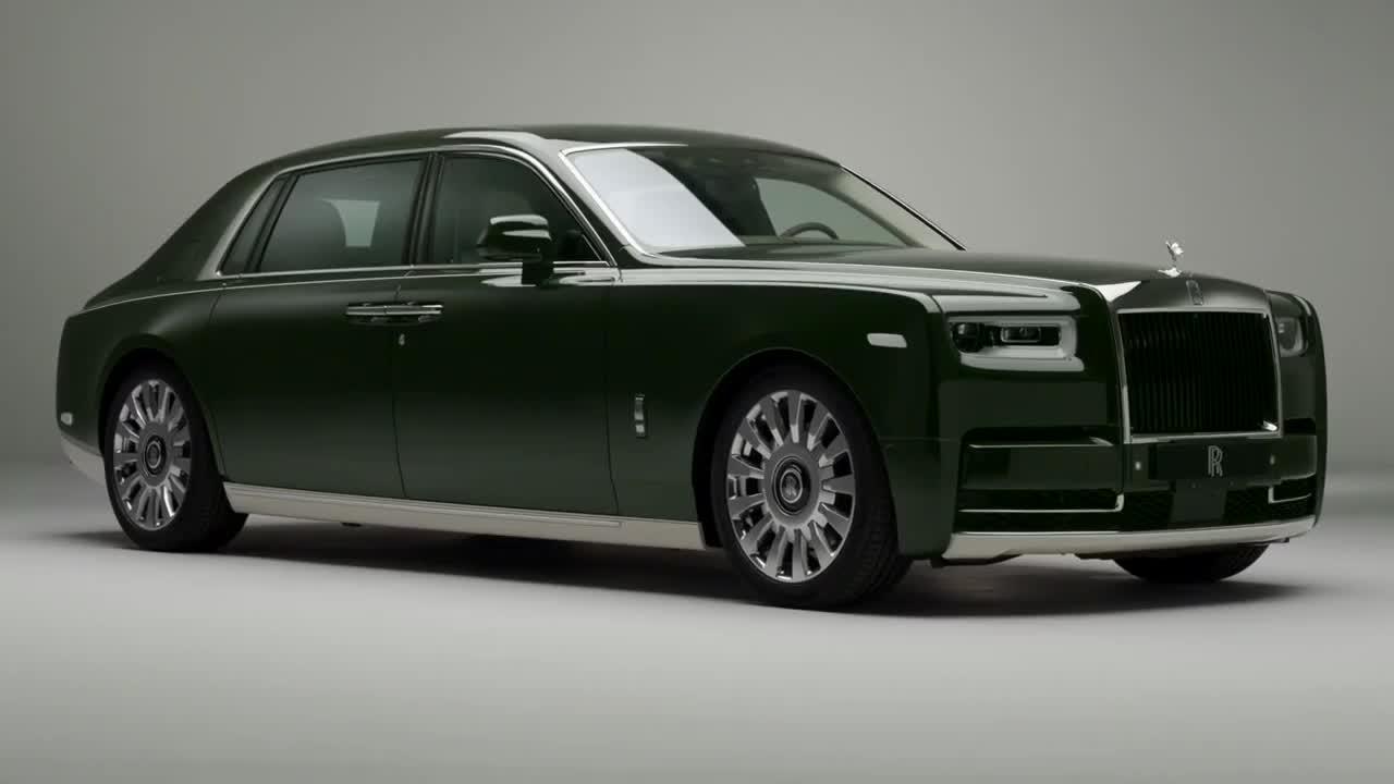 Rolls-Royce Phantom Oribe phát triển chung cùng Hermes