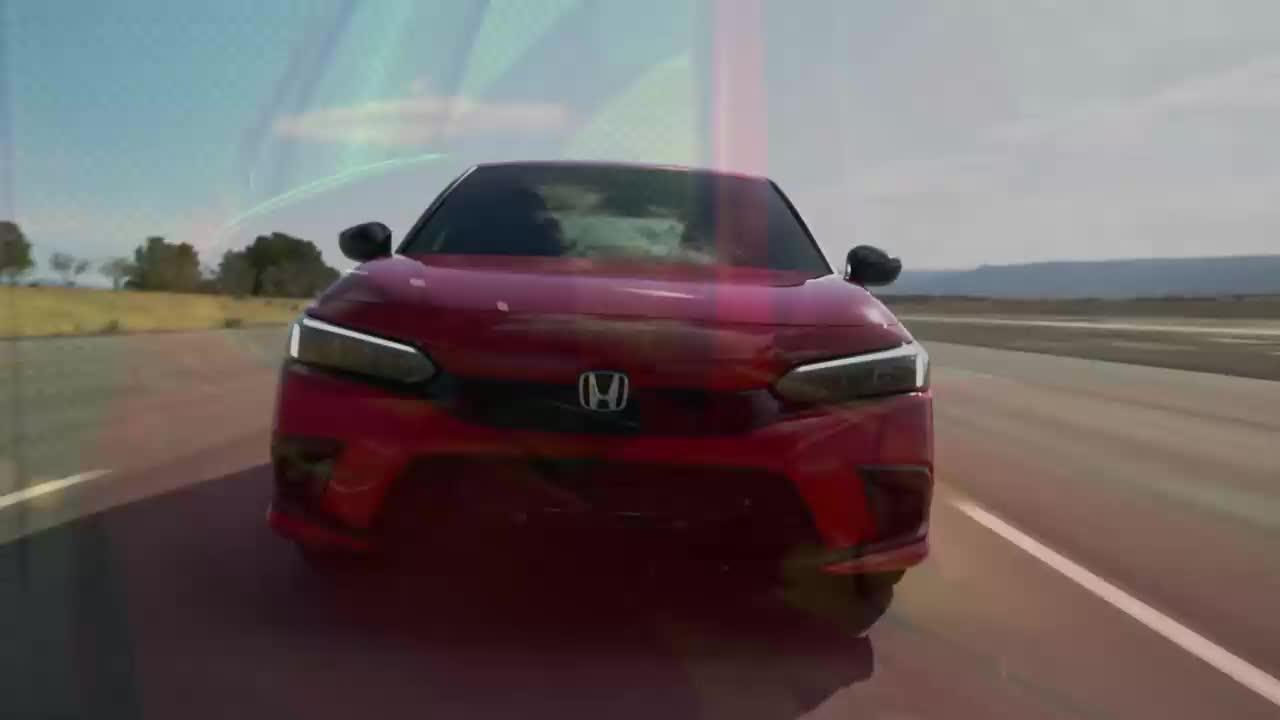 Chi tiết Honda Civic sedan 2022