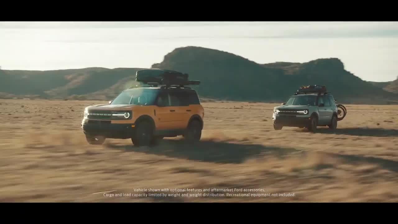 Ford Bronco Sport vs Subaru Crosstrek