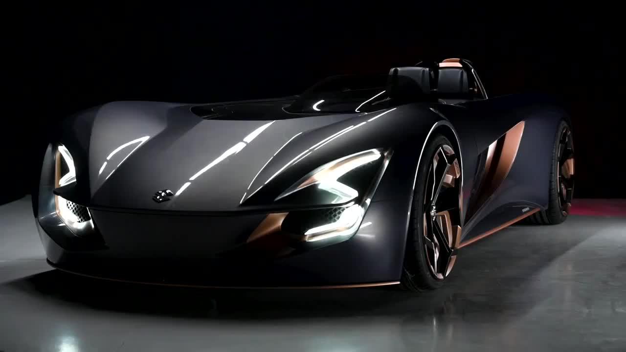 Concept Suzuki Misano