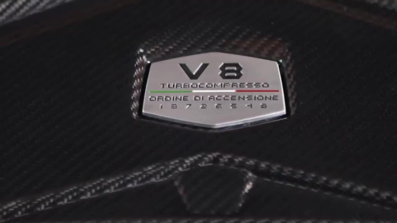 Lamborghini Urus được bổ sung gói trang bị sợi carbon chính hãng
