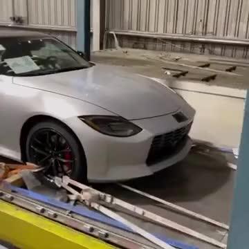 Ngoại thất Nissan Z bị leak nguyên vẹn 100%