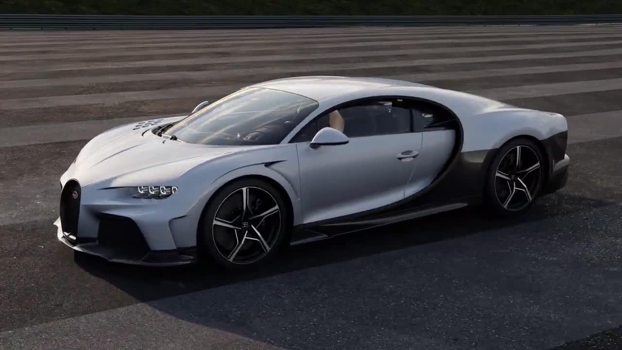 Bugatti Chiron Super Sport ra mắt