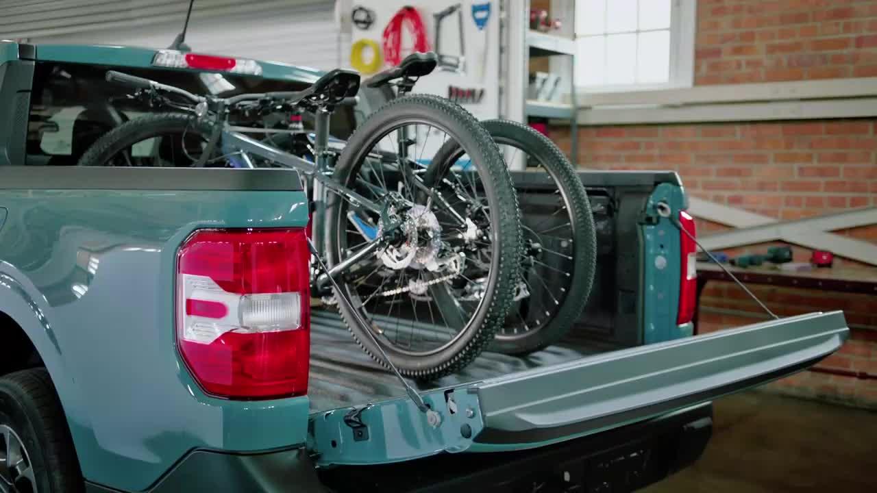 Mọi điều cần biết về Ford Maverick vừa ra mắt