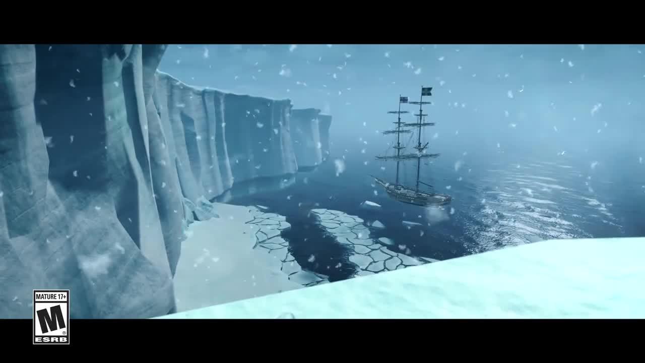 Origins vẫn chưa hết hot, Ubisoft đã tung thêm bom tấn mới Assassin's Creed Rogue Remastered