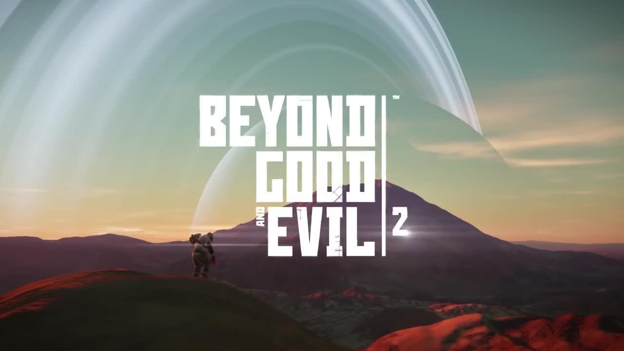 Mừng rơi nước mắt khi xem bản demo đầu tiên của Beyond Good and Evil 2, chờ đợi 16 năm quả không vô ích