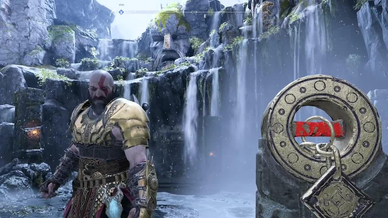 Kratos đại chiến Sigrun Valkyrie Queen, boss ẩn khó nhất trong God of War