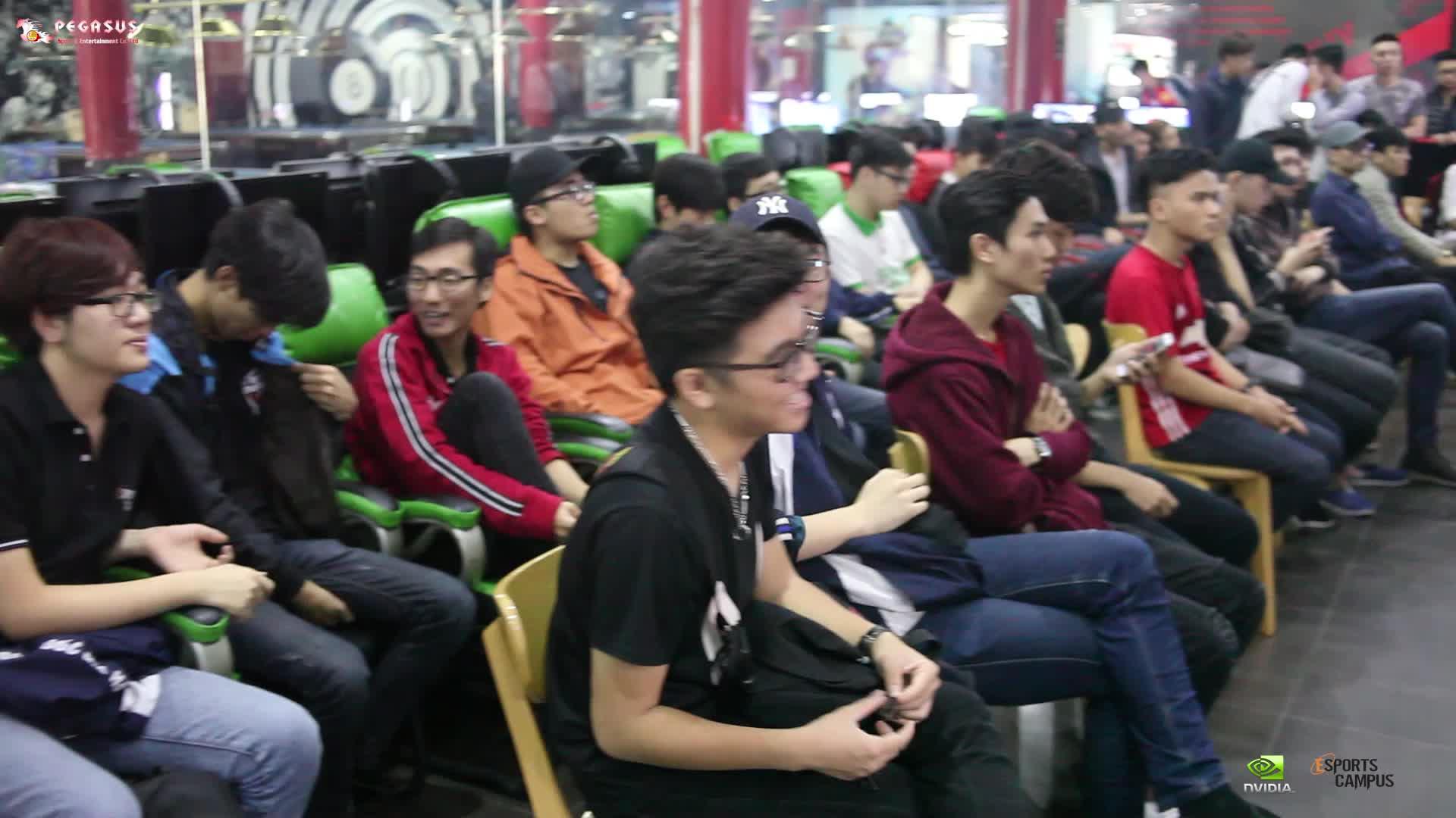 Toàn cảnh giải đấu Liên Minh Huyền Thoại dành cho sinh viên vừa diễn ra tuần qua