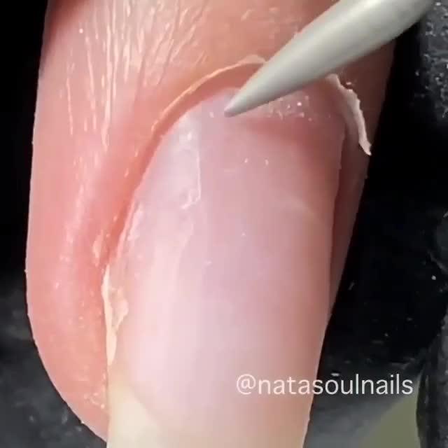 Làm nail chuẩn chỉnh là phải như thế này