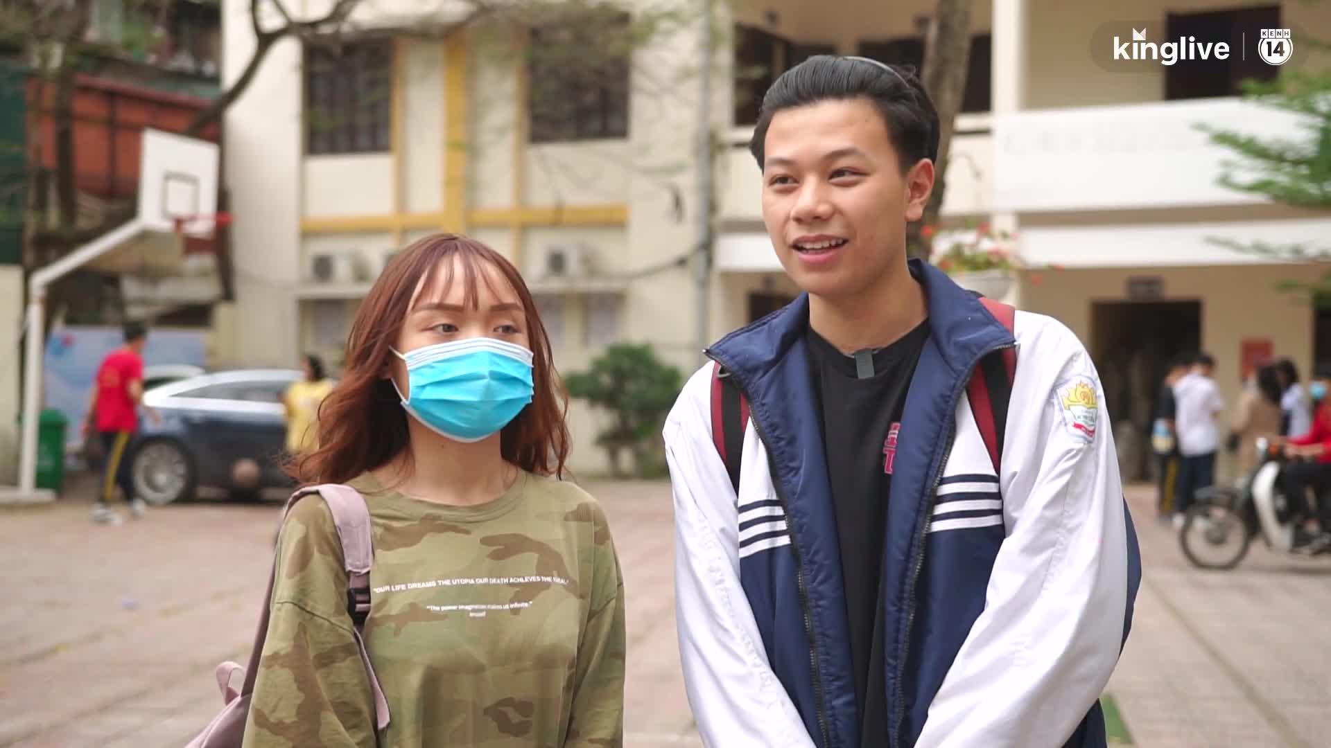 Nghe giới trẻ 2 đầu cầu Hà Nội - Sài Gòn giải đáp thắc mắc về cuộc sống học sinh