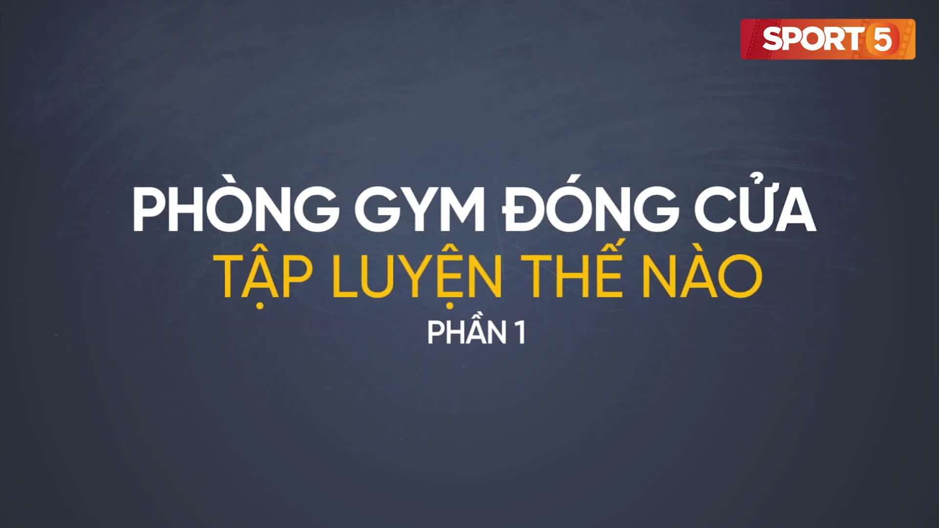 Hướng dẫn tập luyện khi phòng gym đóng cửa (phần 1): Những bài tập lưng tại nhà chỉ với 1 chiếc khăn