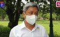 Thứ trưởng Nguyễn Trường Sơn trả lời phỏng vấn về việc đảm bảo an toàn, sức khỏe cho cán bộ chống dịch