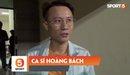 Ca sĩ Hoàng Bách bày tỏ sự tiếc nuối khi nghĩ đến viễn cảnh Nam Định xuống hạng