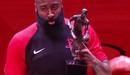 Đoạn phim ngắn tri ân James Harden của Houston Rockets