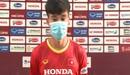 """Hậu vệ Lê Văn Đô: """"Điểm mạnh của tôi là sự nhanh nhẹn và thông minh"""" (Video: VFF)"""