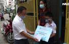 """""""Tình thương cho em"""" đến với trẻ mồ côi do Covid-19 ở Phú Nhuận"""